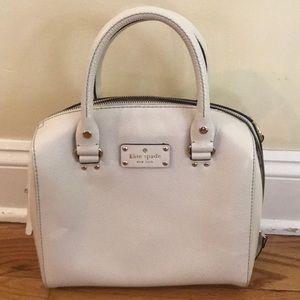 Off White Kate Spade Bag